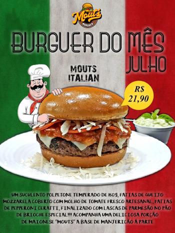 Mouts Burguer